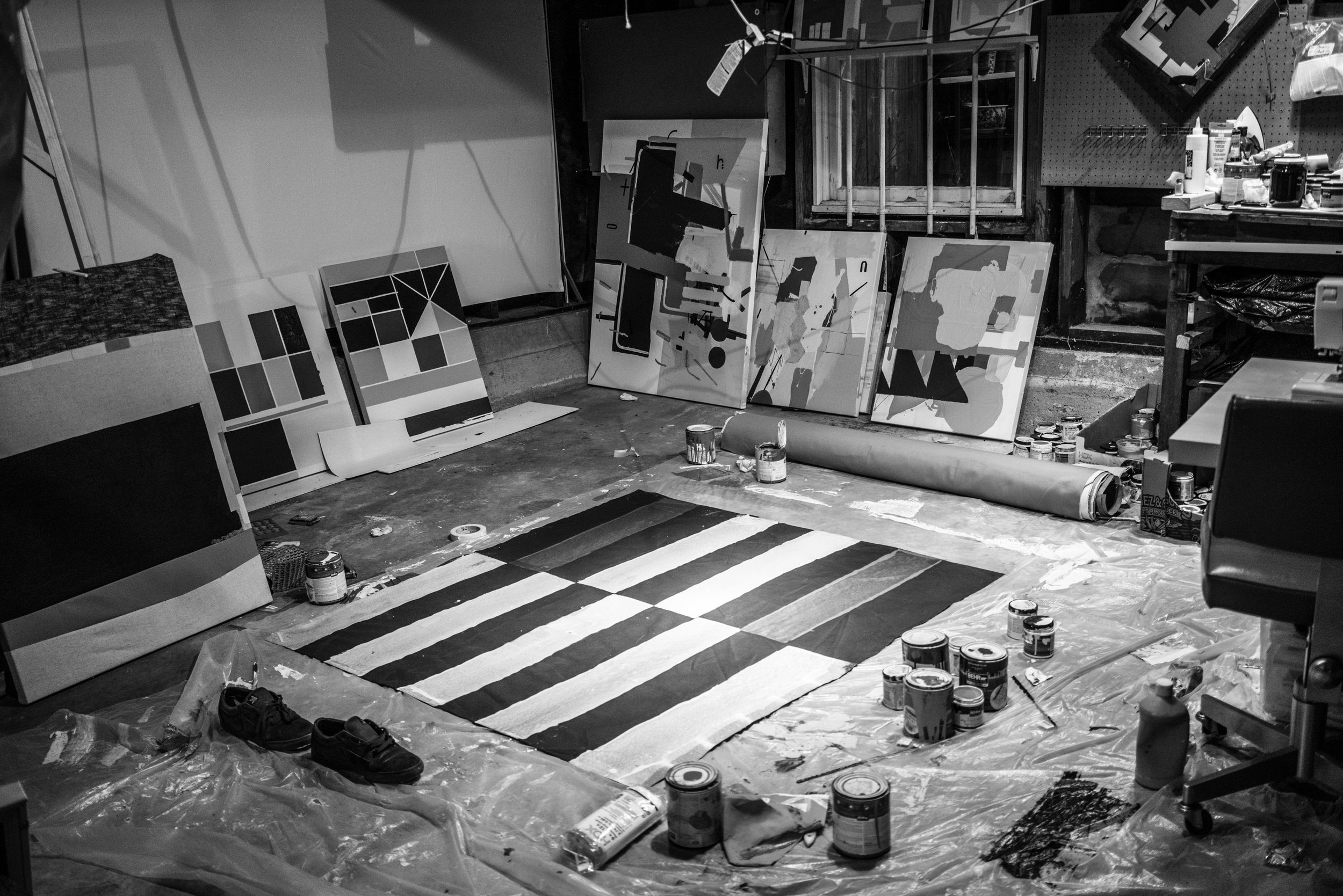 Studio in 2018