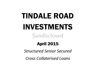 Tindale Road Investments.JPG