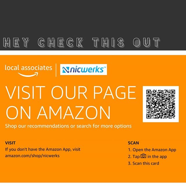 If you are interested in the technology items we frequently recommend to our clients, look no further than our Amazon local page.  Full disclosure: we do profit from purchases made here.  Enjoy!