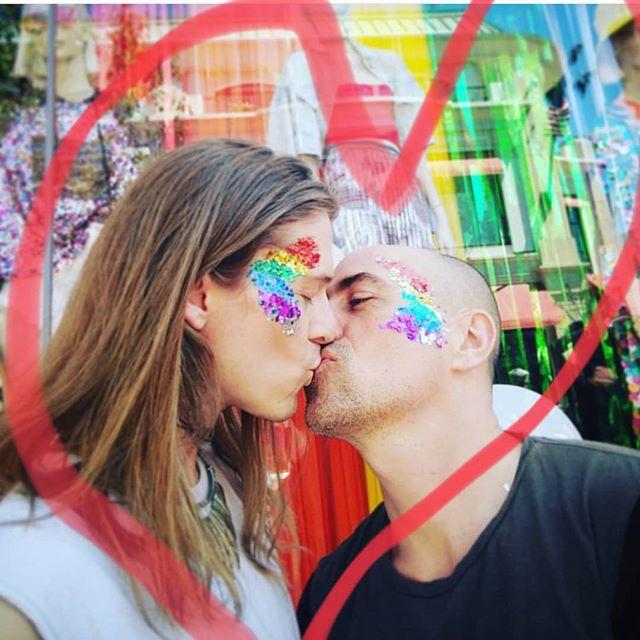 This is how we celebrate #pride #pride2018 // #pride🌈  #loveislove