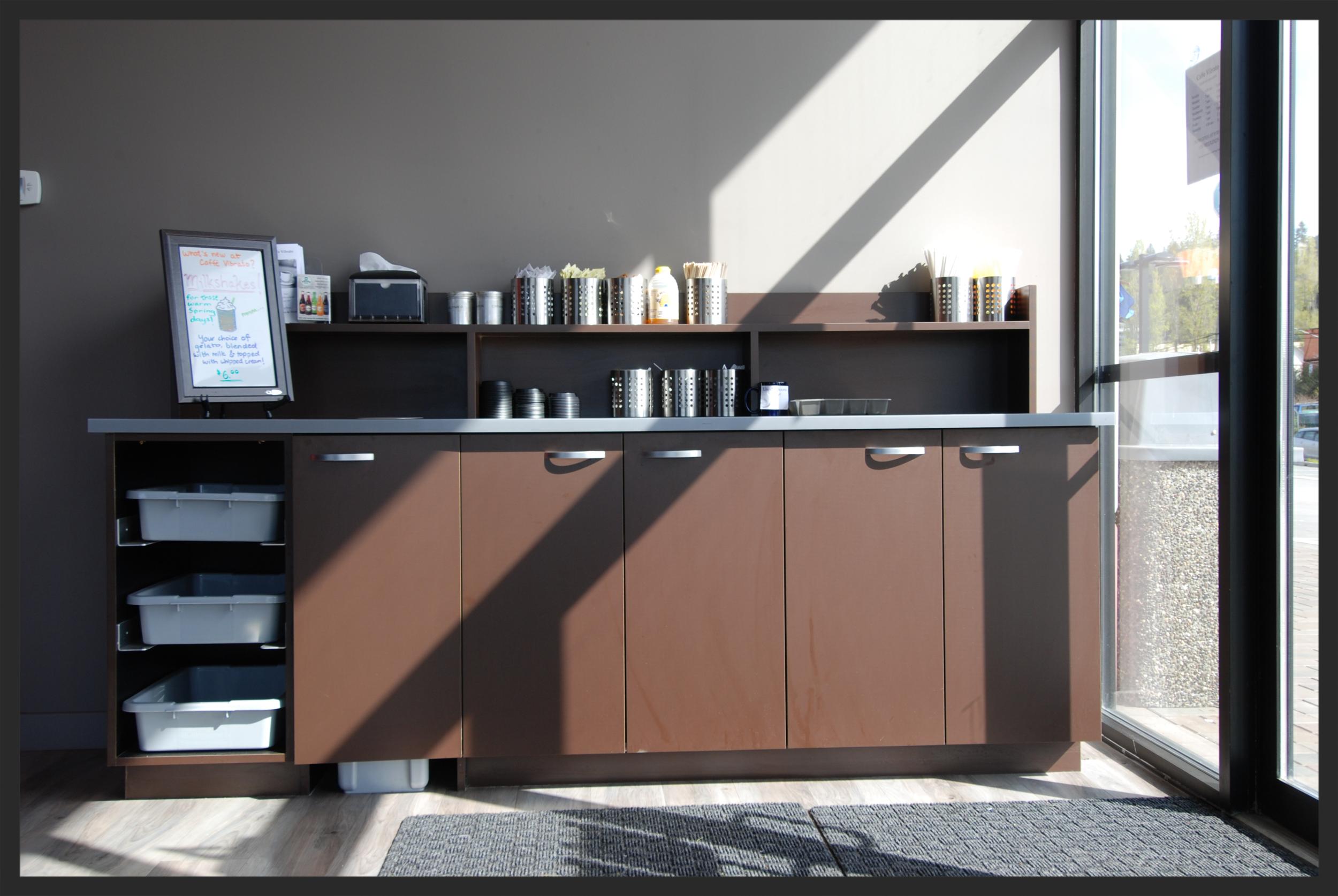 Office Millwork -