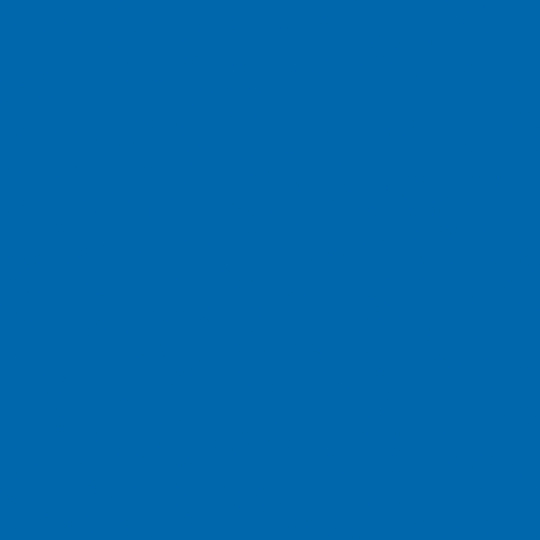 Standard farger på laminater er blå, turkis og rødorange. -