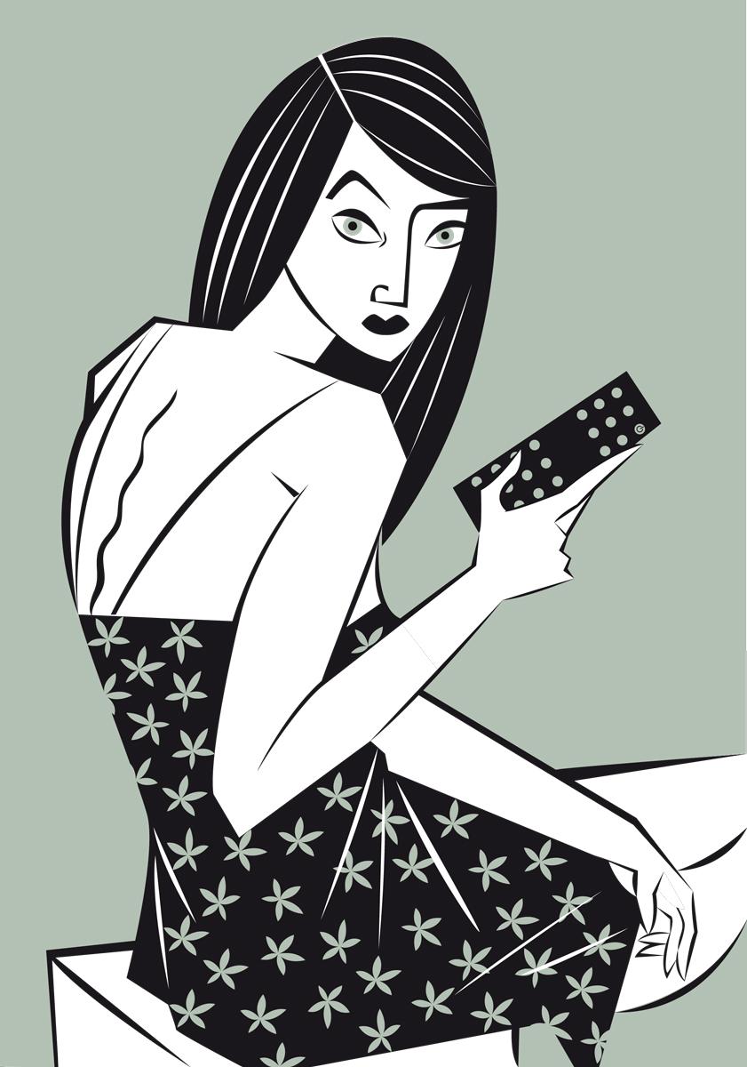 digital drawing - Adobe Illustrator