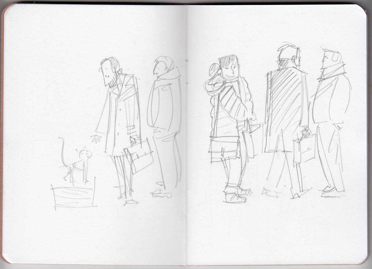 A new sketchbook :-D