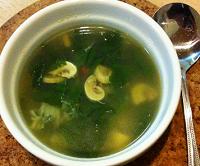 Ten Mothers' Garlic Soup (Basic soup)
