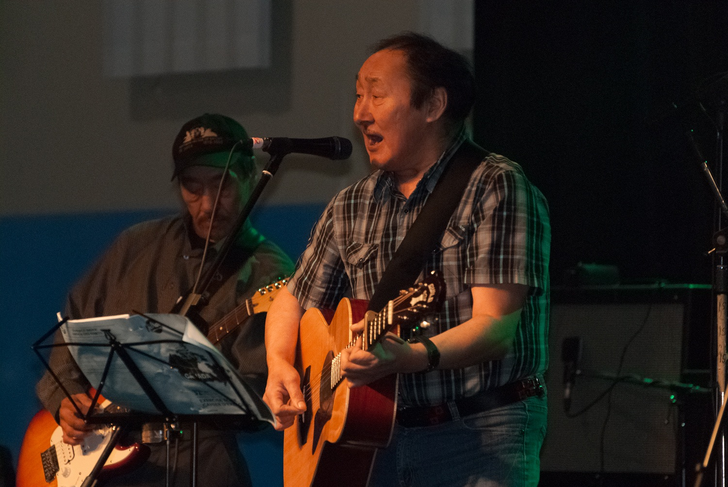 Inuit Country Music Singer