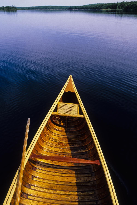 The Guide Canoe