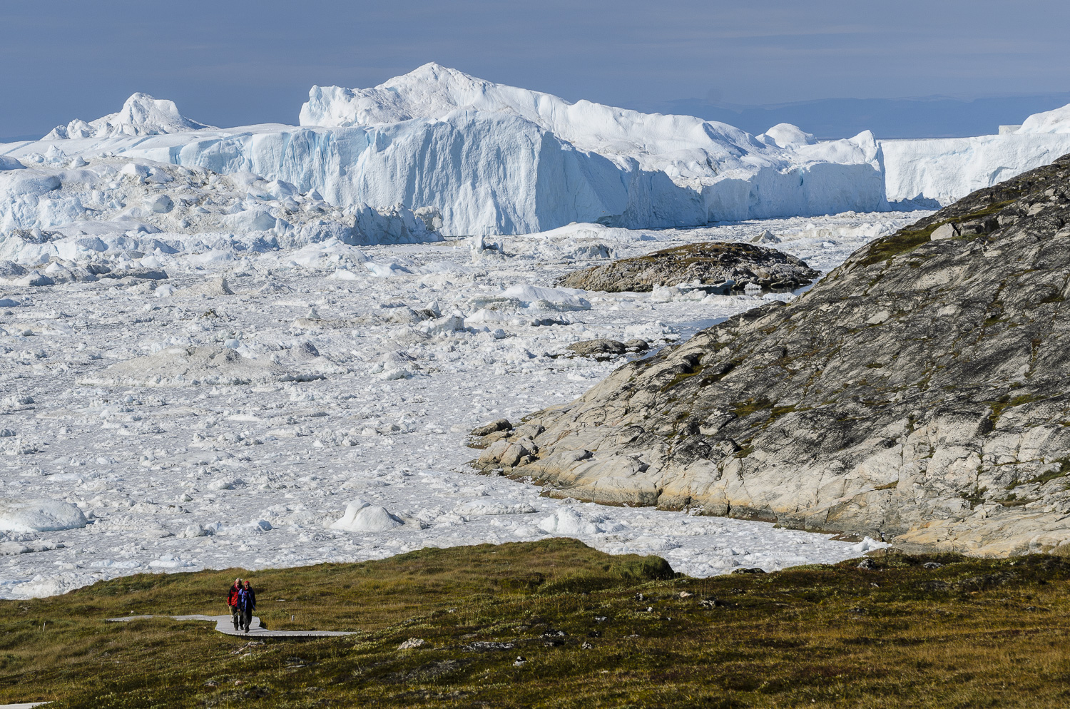 Witnesses to the End - Ilulissat Ice Fjord