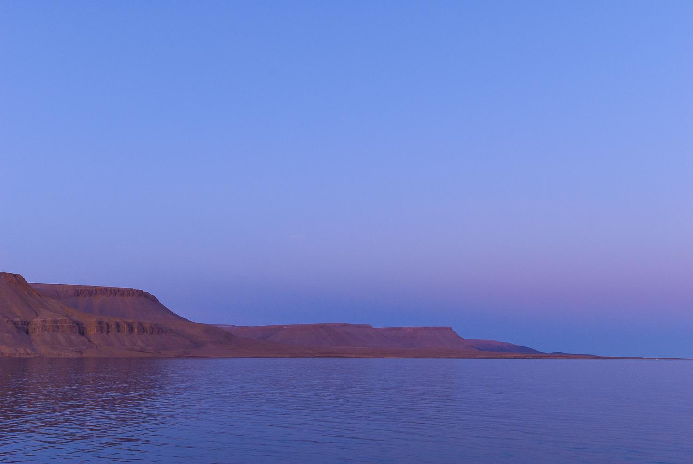 Midnight in the Northwest Passage
