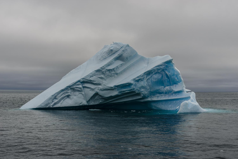 Triangular Iceberg