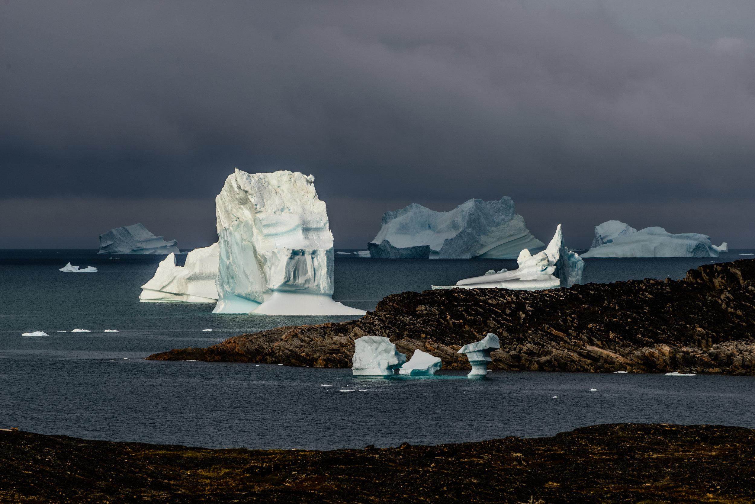 Iceberg Flotilla