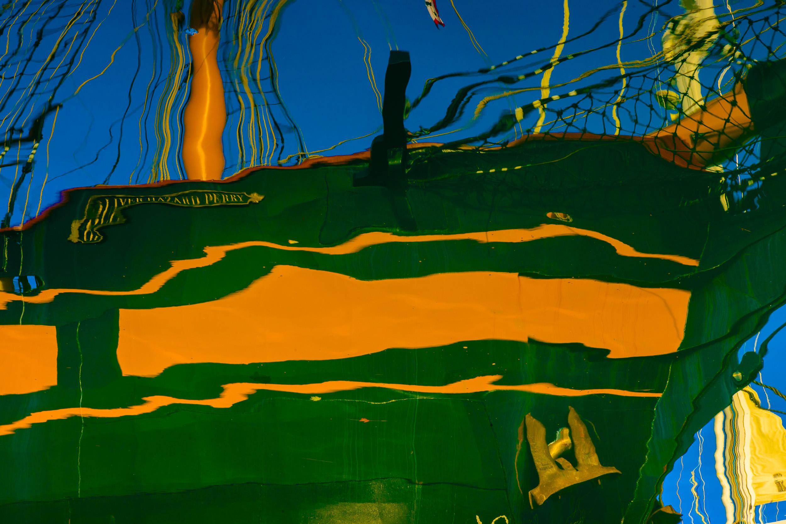 Windjammer Reflections