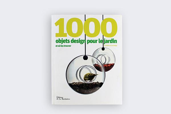 LIBRO | 1000 Designs for the garden  | Author: Ian Rudge & Geraldine Rudge | Londres | 2011