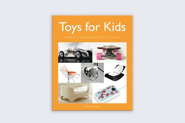 LIBRO | Toys for Kids  | Autor: Claire Chamot | Editor: Gründ | Paris | 2009