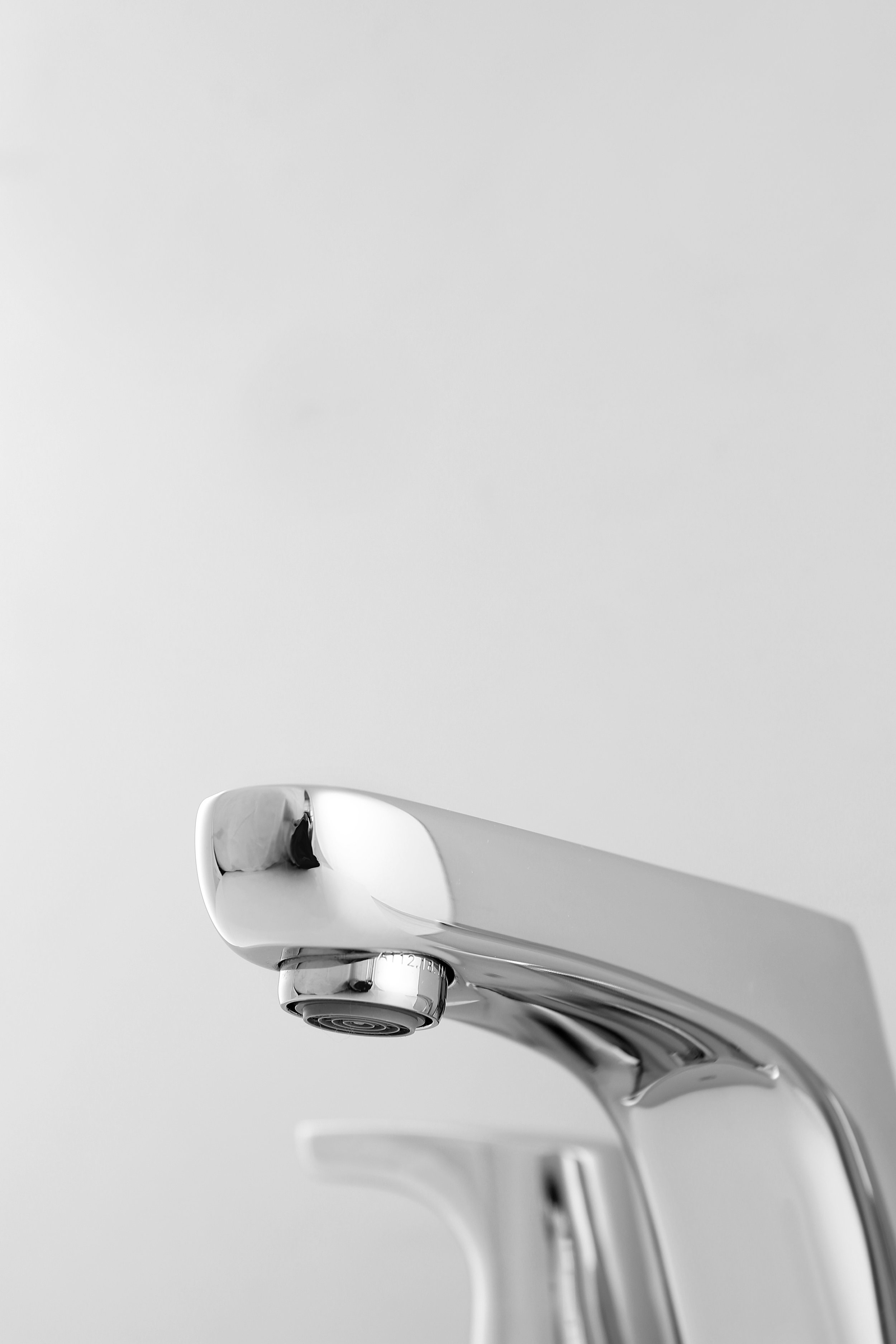 """Mezcladora de 4"""" para lavabo HATIA®"""