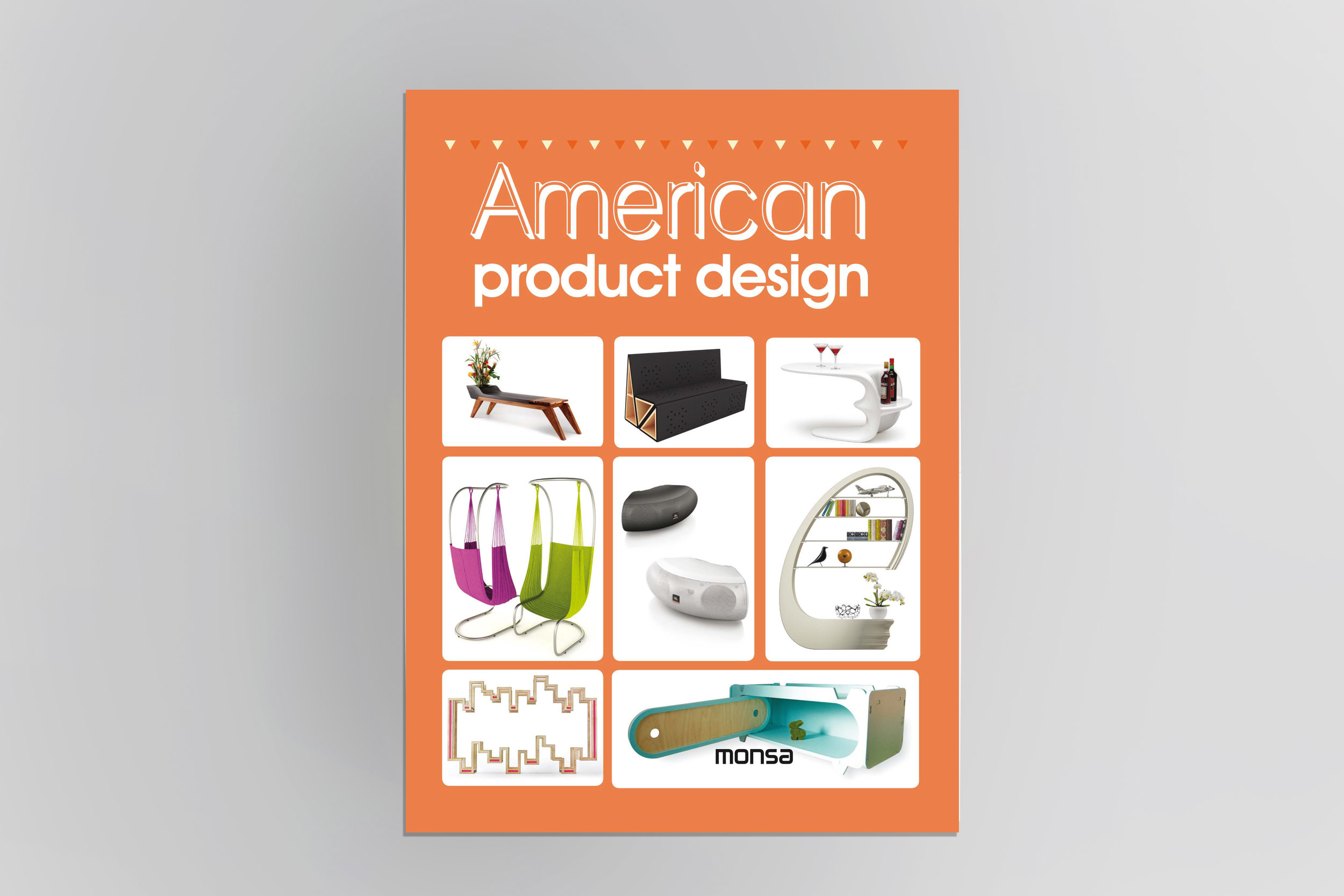 LIBRO  | American Product Design | Autor: Gimenez, Marc; Minguet, Eva; Minguet, Josep Maria | Editorial: Instituto Monsa De Ediciones | Spain | 2016