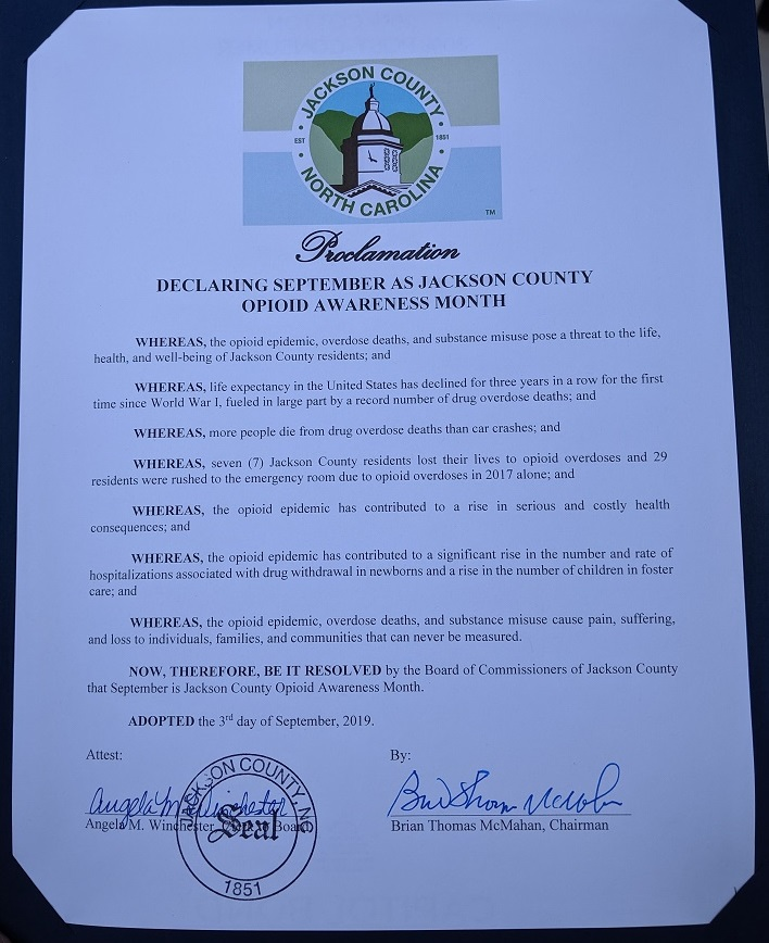 Opioid Awareness Month Proclamation Pic 2.jpg