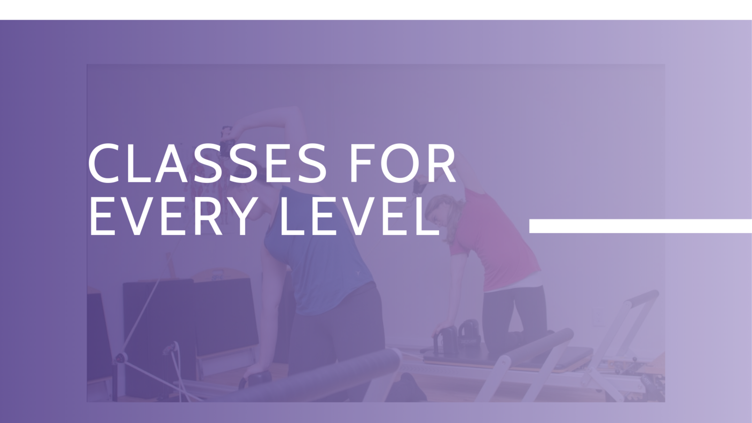 Auto-Renew Membership — Studio Zee Pilates