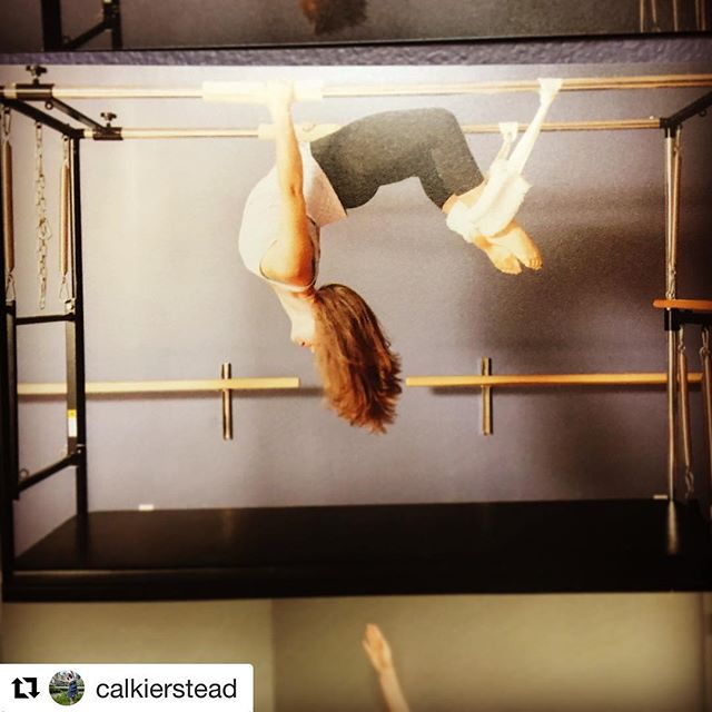 #Repost @calkierstead with @get_repost ・・・ Happy International Pilates Day!! Come join me for a class this week and get moving..! #pilatesday #stottpilates #pilatesinstructor