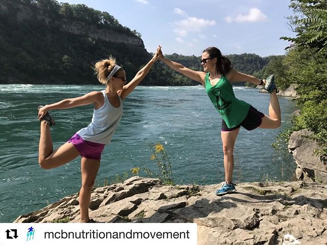 "Join Mary tonight at 6pm! She's ready to Strengthen and Stretch you #905! 🦋💕🌈 #Repost @mcbnutritionandmovement with @get_repost ・・・ ☀️""Learn to enjoy summer, that wonderful warm time when everything is in full bloom. Summer isn't forever, but don't ruin it by fussing. Forget about the winter just past, the autumn that lies ahead. Immerse yourself in the good times, the fullness of summertime."" - Melody Beattie☀️⠀ *⠀ *⠀ *⠀ On a rainy day like in #Hamont today, I'm thinking back to hiking last summer in one of my favourite spots and looking forward to going there again this summer. ⠀ *⠀ *⠀ *⠀ Part of my training for hikes is yoga and pilates. Want to make it part of yours? ⠀ ⠀ Join me on the mat tonight (Monday) 6 pm @studiozeepilates for Strengthen and Stretch Pilates ⠀ ⠀ And Thursday 6:30 pm @crunchhamiltonmountain for Hatha Flow 🧘‍♀️⠀ ⠀ #mcbnutritionandmovement #eatmovelivemindfully #hamont #hamilton #burlon #dundas #dundurnstreet #dundurnst #lockest #whatsyourcatalyst #mindbodysoulhamilton #mindfulmovement #dogoodfeelgood #pilates #moveeveryday #hamontyoga #practiceyoga #inhaleexhale #personaldevelopment #yogaeverydamnday #yogainspirations ⠀"