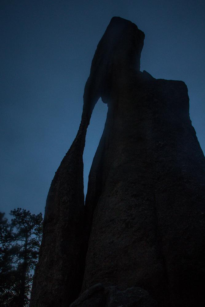 Eye of the Needle, Custer Park