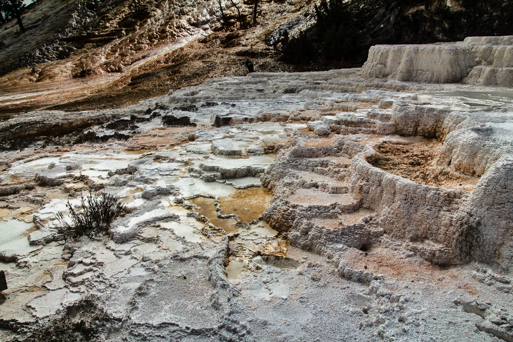 Mammoth -4, Yellowstone