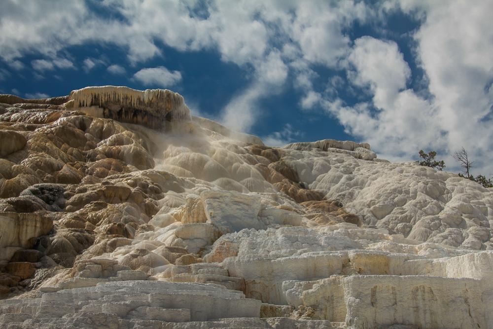 Mammoth -6, Yellowstone