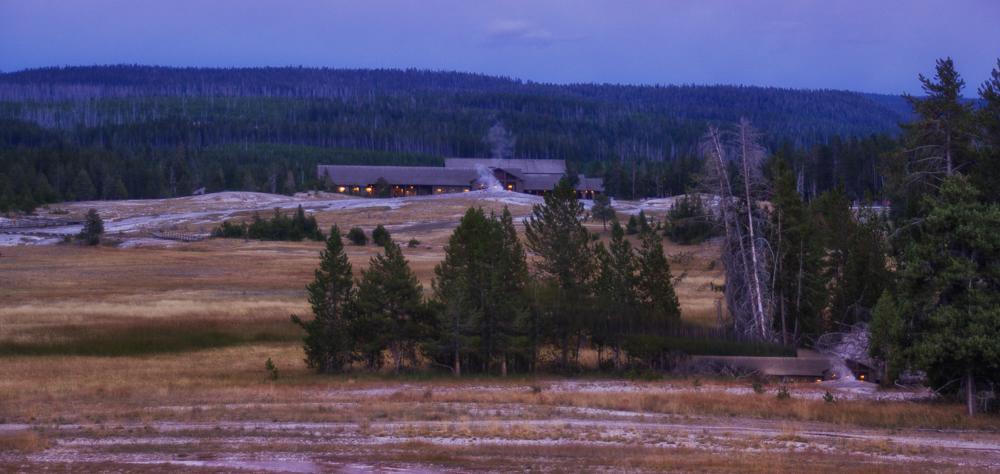 Geyser Basin - 2 , Yellowstone