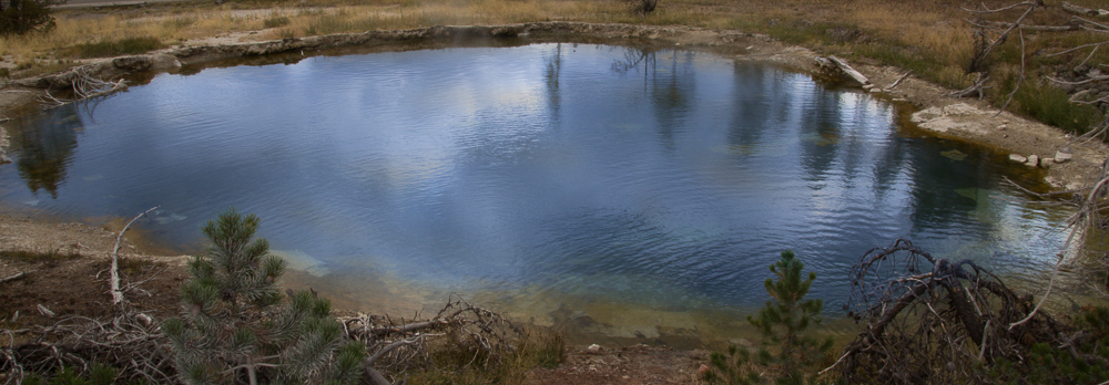 Hot Springs, Yellowstone