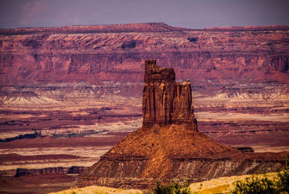 Monolith, Canyonlands