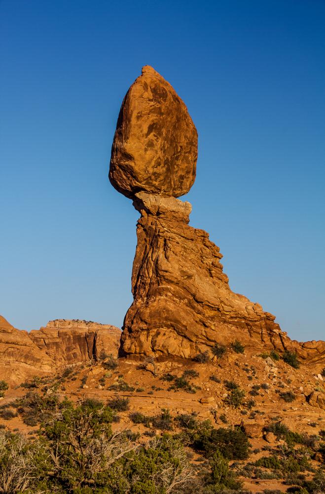 Flame Rock, Canyonlandes