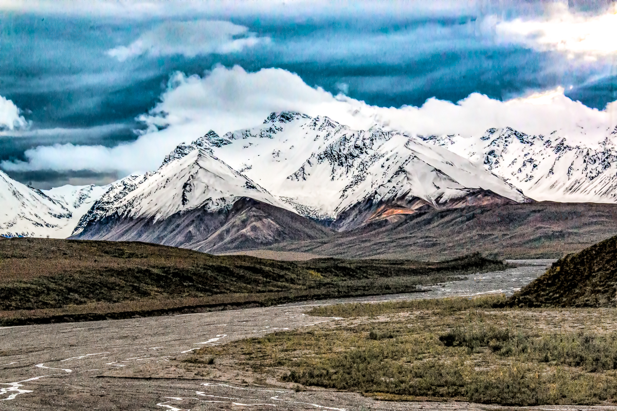 Braided River (the McKinley)