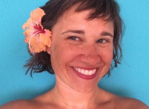 """Marnie   Marnie Bacon is a spirited member of the yoga community. She is committed to her practice, to creating more beauty in the world and to sharing her love through yoga, bodywork and music.  Currently based in Marshfield, MA. she has offered various yoga classes and workshops, both public and private, including yoga for empowering young women, for grieving teens and young adults, for kids, for women during the """"transition"""", for wedding parties, music festivals, Kirtan, and also enlivening dance events. She, along side a merry band of musicians, launched a live-music yoga program at Dragonfly Studio in Marshfield and continues to share her music in service at churches and many retreat centers, locally and internationally. She is proud to be a key teacher for the Yoga at the River's Edge series, here on the South Shore of Massachusetts.  Marnie is a soulful and compassionate yoga teacher who earned her basic certification in Kripalu Yoga. Additionally, she is certified in Kripalu Danskinetcs (Yoga/Dance), Vinyasa yogaand is a graduate of the Anusara Yoga Immersion. She has studied and practiced alongside several of today's leading devotional musicians. And Marnie is also an experienced, licensed and certified massage therapist: a graduate of the Kripalu School of Bodywork.  For more information about Marnie, please check out here website:  www.marniebacon.com"""