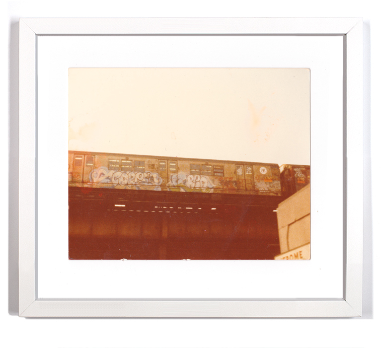 """Cope2 80's Subway Series 6  Signed Archival Pigment Print 1 Available 16"""" x 14"""" $175"""