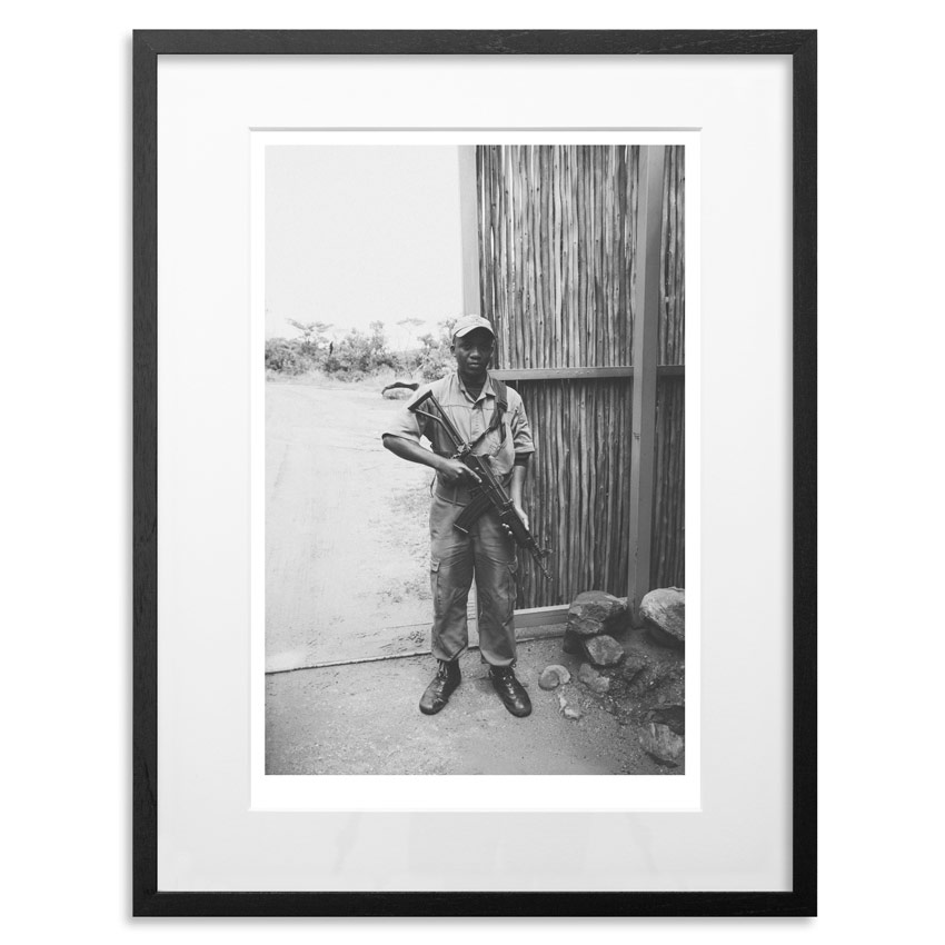 """Tons Of Guns   Archival Pigment Print on 300gsm Museum Grade 100% Cotton Rag   24"""" x 18"""" - Edition 21 -   Purchase    66"""" x 44"""" - Edition 10 -   Purchase"""