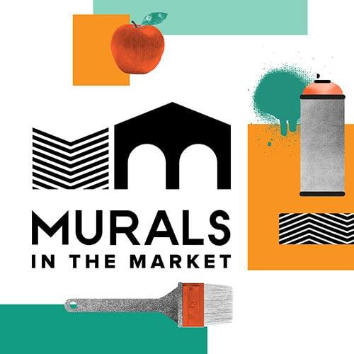 Murals in the Market - 2015
