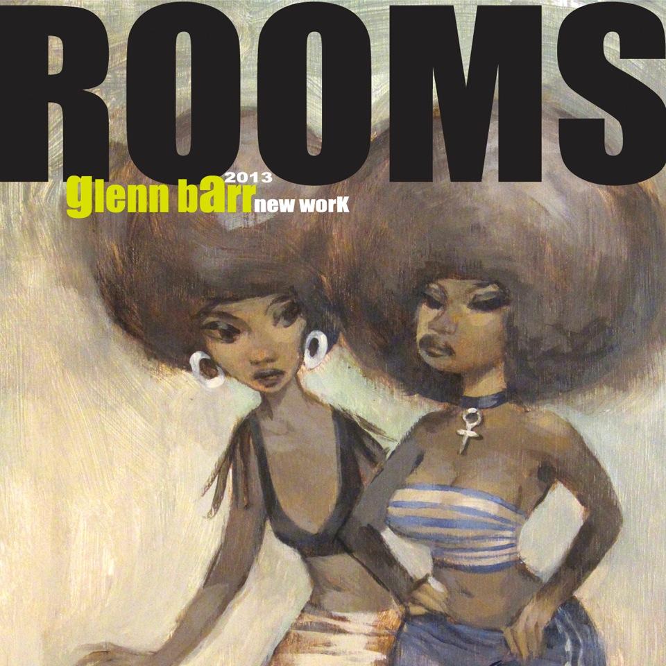 """Glenn Barr """"Rooms"""""""