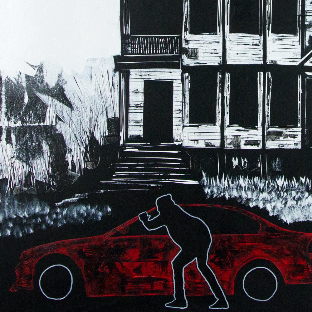 """""""The Detroiter"""" at Heron Arts"""