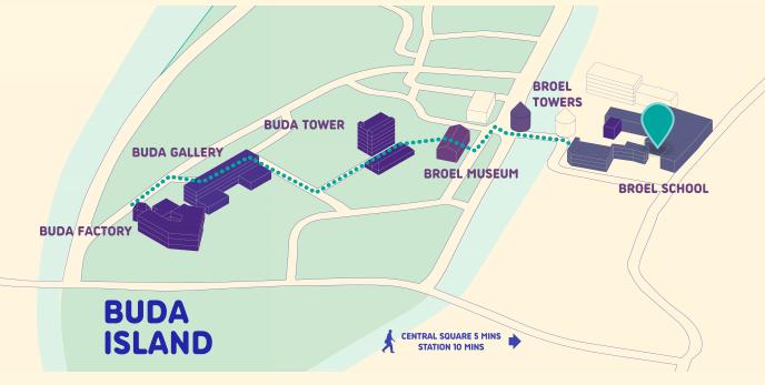 kortrijk city parcours