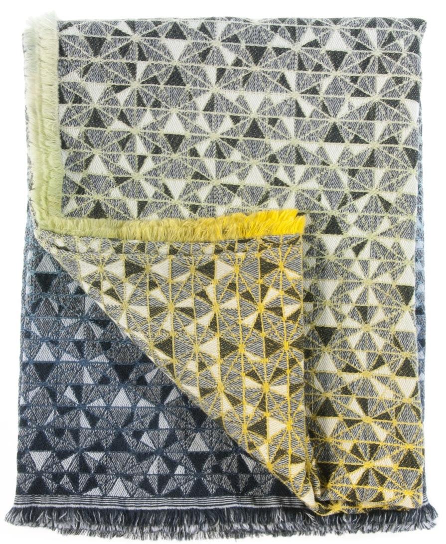 NoMoreTwist- Collection Pinacoteca - Plaid 140x200cm - fragment:gamme verte-bleue© Nathalie Noël2.jpg