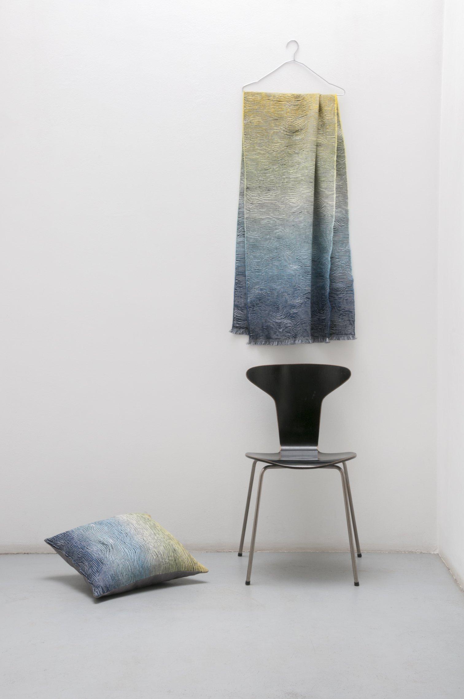 NoMoreTwist- Collection Pinacoteca - motif lazure - gamme verte-bleue© Nathalie Noël.jpg