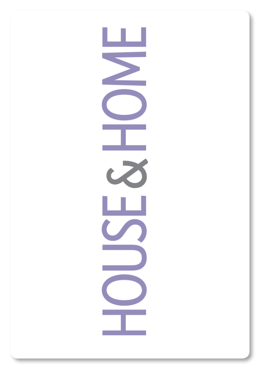 House & home online 08/2014