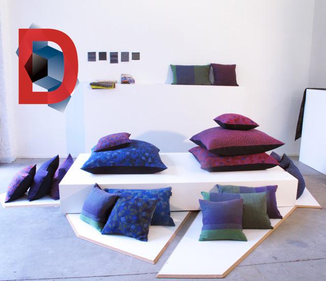 Fresh new textile design - Bruxelles design september - La lustrerie - 09/2013