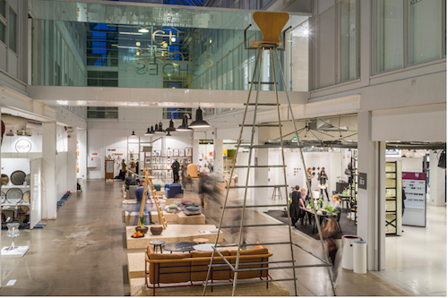 Northmodern design fair, Kopenhagen, 01/2016