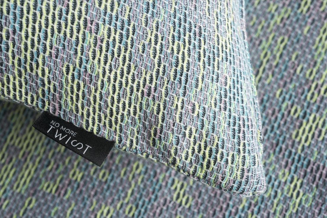 NoMoreTwist-collection Lumen-détail-reflet green cushion©Nathalie Noël.jpg