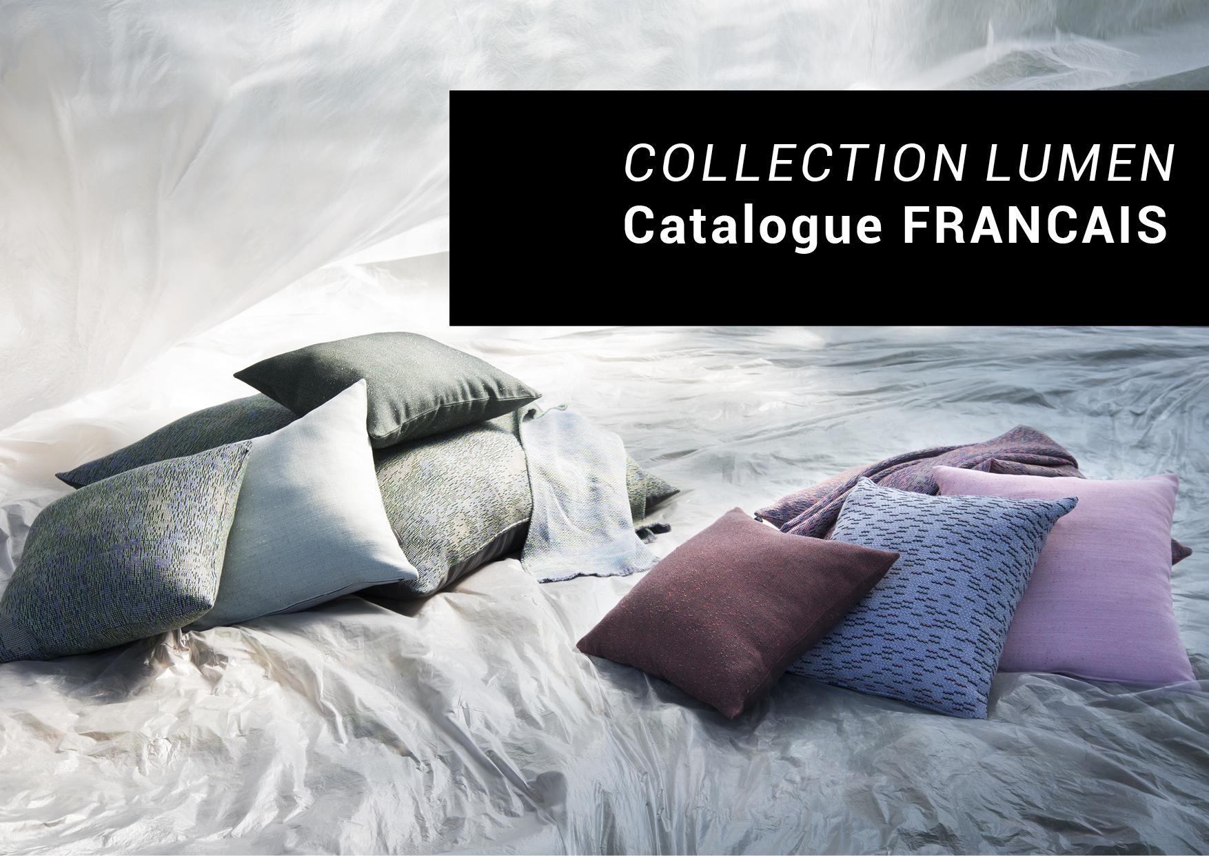 Télécharger le catalogue de la collection LUMEN