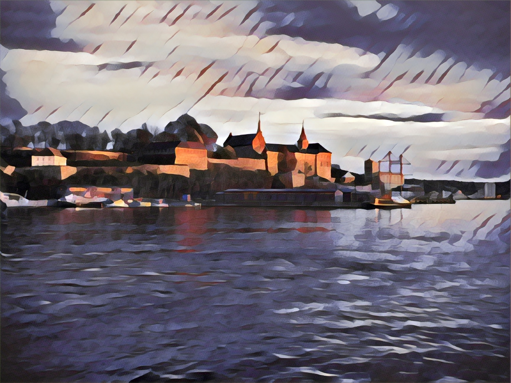 Akershus Festning (Akershus Fortress)