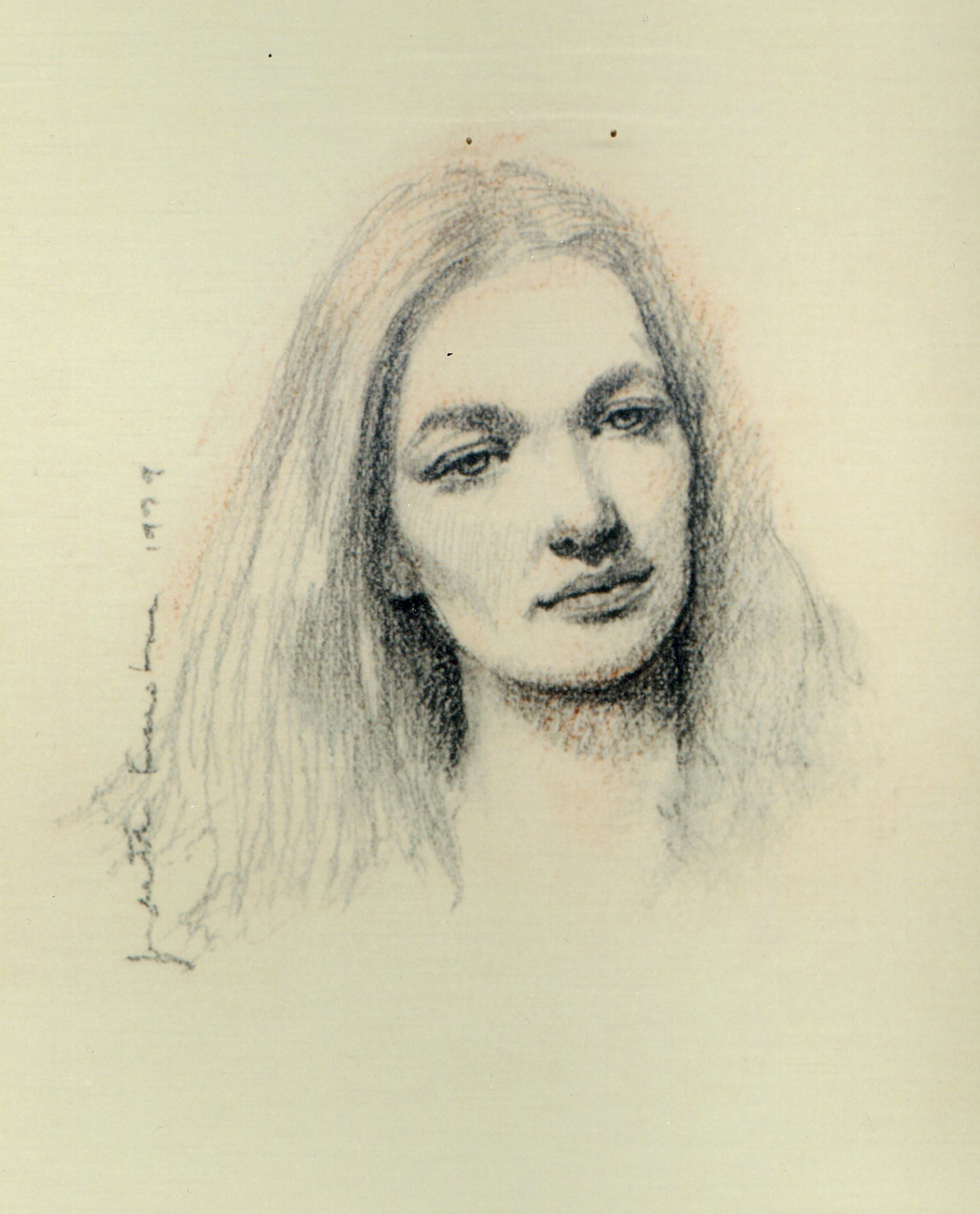 portrait by Judith Kuehne