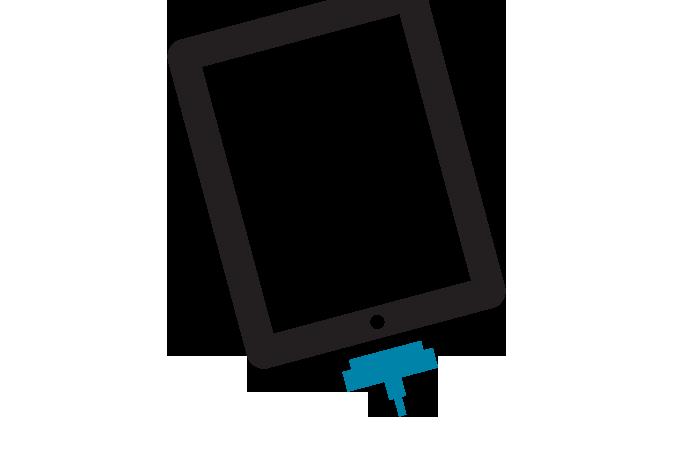 Reparar puerto de carga de iPad 1 en Sevilla