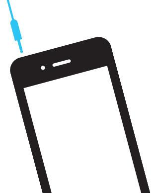 Cambiar toma auriculares de iPhone 4 en Sevilla